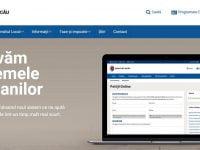 A fost lansat noul site al Municipiului Bacau. Petitii online, Programari CI, Alerte si Aplicatie pentru mobil in noul portal web
