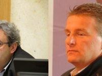 UPDATE: Administratorul public al Municipiului Bacau, Leonard Padureanu si Liviu Goian au fost arestati pentru 30 de zile