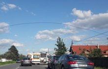 Accident mortal in Garleni, dupa ce o femeie a traversat strada printr-un loc nepermis