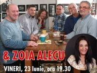 """Nicu Alifantis vine in concert la Teatrul de Vară """"Radu Beligan"""" din Bacau"""