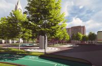 Un tanar arhitect bacauan propune un proiect inedit de transformare urbana in zona Piata Florescu – Pasajul Revolutiei